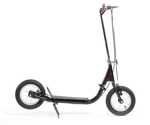 Sidewalker Micro Scooter - black