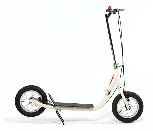 Sidewalker Micro Scooter - white